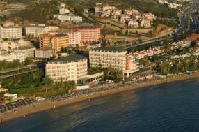 Горящие туры в отель Aska Just In Beach Hotel (Ex. Justiniano Beach) 4*, Аланья,