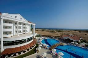 Горящие туры в отель Roma Beach Resort & Spa 5*, Сиде,