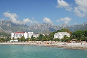Горящие туры в отель Princess 3*, Добра Вода, Черногория
