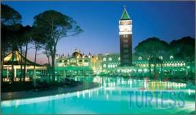 Горящие туры в отель Venezia Palace 5*, Анталия,