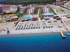 Горящие туры в отель Sailor's Beach Club 4*, Кемер,