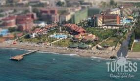 Горящие туры в отель Saphir Hotel 4*, Аланья, Турция