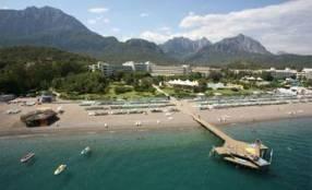 Горящие туры в отель Majesty Mirage Park Resort 5*, Кемер,