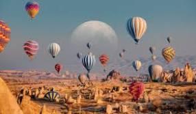 Горящие туры в отель Каппадокия Турция ,возможность прогулки на воздушном шаре*  389eur c авиа, завтраки и ужины