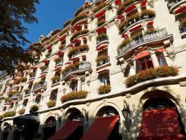 Горящие туры в отель Plaza Athenee 5*,