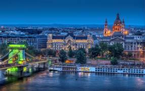 Горящие туры в отель Будапешт +Вена от 69 eur автобусный тур