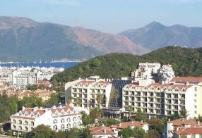 Горящие туры в отель Kervansaray Marmaris 4*, Мармарис,