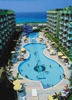 Горящие туры в отель May Garden Club Hotel 4*, Аланья,