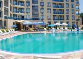 Горящие туры в отель Aparthotel Rainbow 3-4 3*, Солнечный Берег, Болгария