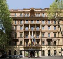 Горящие туры в отель Ambasciatori Palace 5*, Рим, Италия