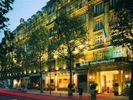 Горящие туры в отель Ambassadeur 3*, Париж, Франция
