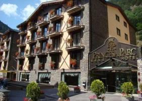 Горящие туры в отель Princesa Parc 4*,