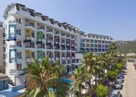 Горящие туры в отель Club Hotel Anjelique (ex.Anjeliq Resort Hotel & SPA) 4*, Аланья,