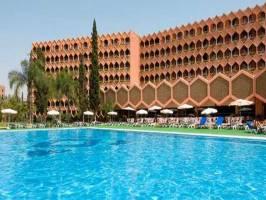 Горящие туры в отель Atlas Asni 4*, Марракеш, Марокко