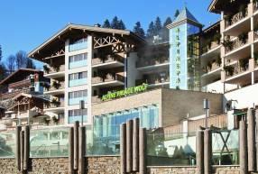 Горящие туры в отель Alpine Palace 5*, Заальбах,
