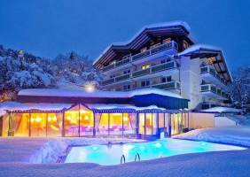 Горящие туры в отель Hotel Berner 4*,