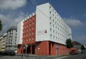 Горящие туры в отель Delta Hotel 4*, Вена,