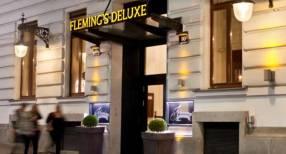 Горящие туры в отель Flemings Deluxe Hotel Wien City 4*, Вена,