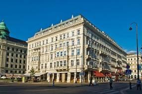 Горящие туры в отель Hotel Sacher Vienna 5*, Вена,
