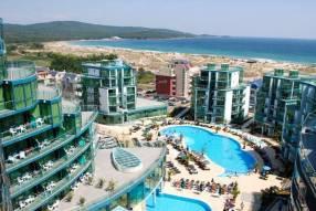 Горящие туры в отель Grand Hotel Primorsko