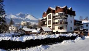 Горящие туры в отель Beatrice 3*, Татранска Ломница, Словакия