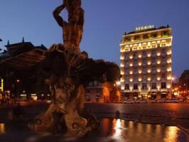 Горящие туры в отель Bernini Bristol 5*, Рим,