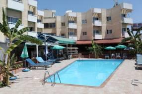 Горящие туры в отель Boronia Hotel Apts 2*, Ларнака, Кипр