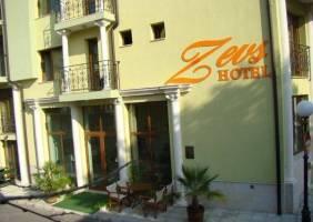 Горящие туры в отель Zeus 3*, Поморье, Болгария