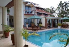Горящие туры в отель Carana Hilltop Villa 5*, о. Маэ,