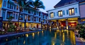 Горящие туры в отель Casa Padma Hotel & Suite 3*, Кута & Легиан,