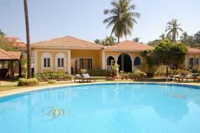 Горящие туры в отель Casa De Goa 3*, ГОА северный,