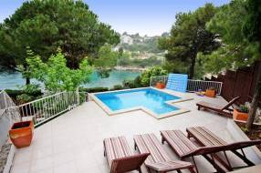 Горящие туры в отель Villa Mavarcica 4*, Трогир,