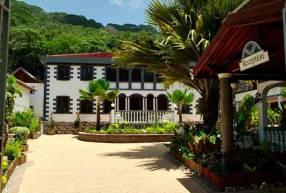 Горящие туры в отель Chateau St Cloud 3*, Ла Диг, Сейшельские о.