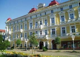 Горящие туры в отель Savoy 3*, Франтишковы Лазне, Чехия