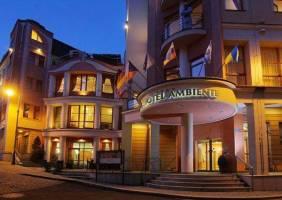 Горящие туры в отель Ambiente 4*, Карловы Вары,