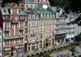 Горящие туры в отель Astoria 3*, Карловы Вары,