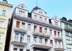 Горящие туры в отель Elefant 3*, Карловы Вары, Чехия