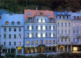 Горящие туры в отель Krasna Kralovna 4*, Карловы Вары, Чехия