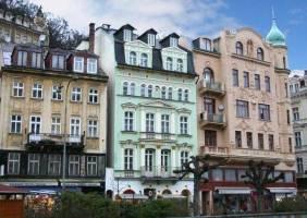 Горящие туры в отель Mozart 3*, Карловы Вары, Чехия