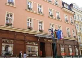 Горящие туры в отель Palatin 4*, Карловы Вары, Чехия