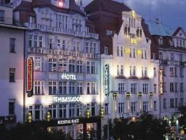 Горящие туры в отель Ambassador 5*, Прага, Чехия