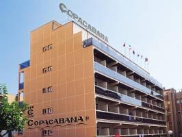 Горящие туры в отель Copacabana 3*, Коста Брава, Испания