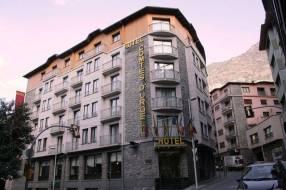 Горящие туры в отель Comtes D'urgell 3*,