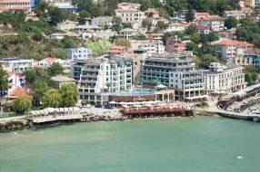 Горящие туры в отель Marina City Aparthotel 3*, Балчик, Болгария