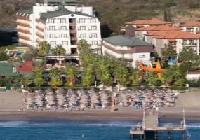 Горящие туры в отель Galeri Resort Hotel 4*, Аланья, Турция