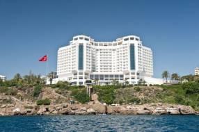 Горящие туры в отель Barut Akra (Ex Dedeman Antalya) 5*, Анталия,