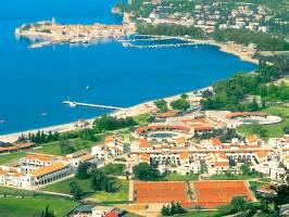 Горящие туры в отель Slovenska Plaza Tourist Village 4*, Будва, Черногория