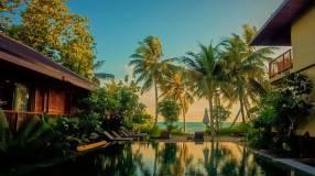 Горящие туры в отель Dhevatara Beach Hotel 5*, о. Праслин, Сейшельские о.
