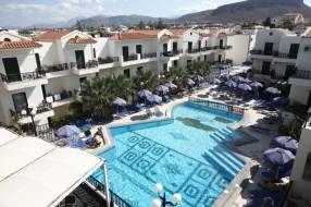 Горящие туры в отель Diogenis Palace (Ex. Lyda Beach Hotel) 4*, о. Крит, Греция