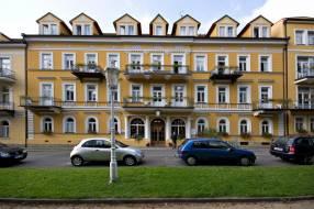 Горящие туры в отель Dr. Adler 3*, Франтишковы Лазне, Чехия